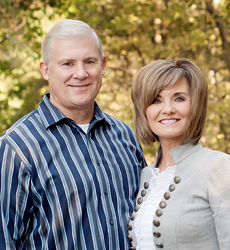 Photo of Pastor Darrell and Bonnie Huffman